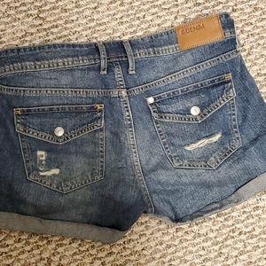 Jean Shorts size 4